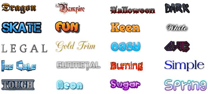 Logos erstellen