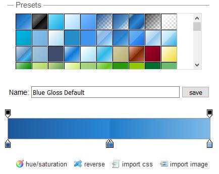 Farbverlauf via CSS