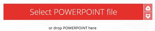 Powerpoint-Datei in eine PDF-Datei umwandeln
