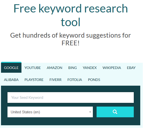 Keyword-Alternativen finden