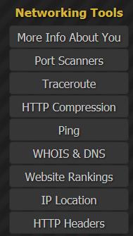 Wie lautet meine IP-Adresse?