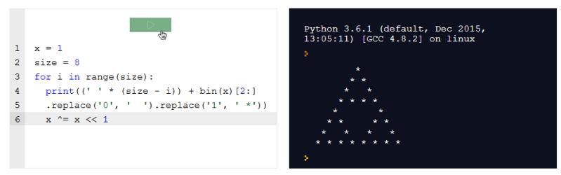Programmcode testen