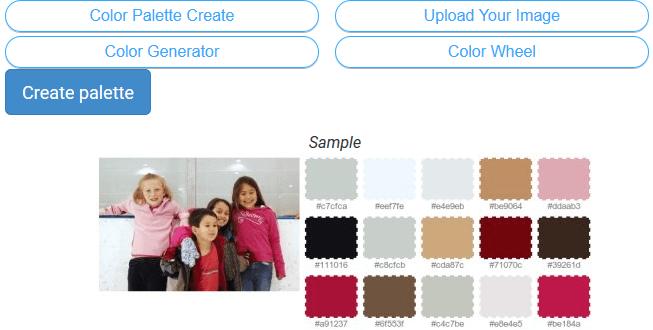 Farbpalette erstellen