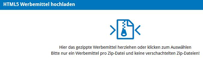 HTML5 Check für den IAB Austria HTML5 Standard