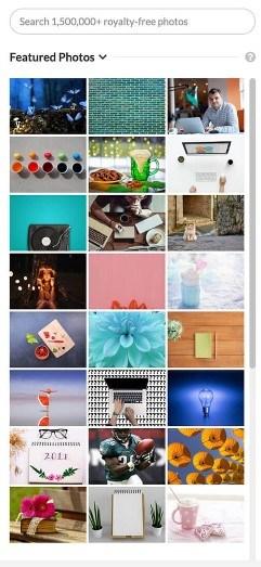 Bilderkreation für Social Media