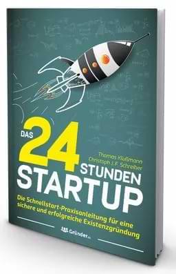 Buch 24 Stunden-Startup