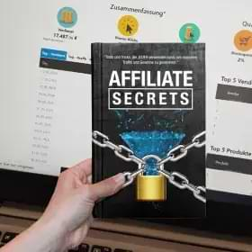 E-Book Affiliate Secrets