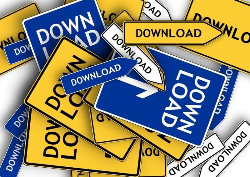 Tipps für smarte Downloadbereiche auf dem Webauftritt
