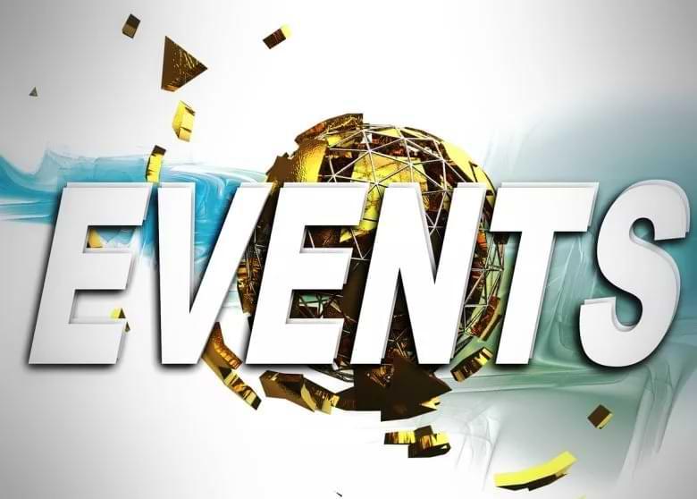 Events, Termine, Anlässe