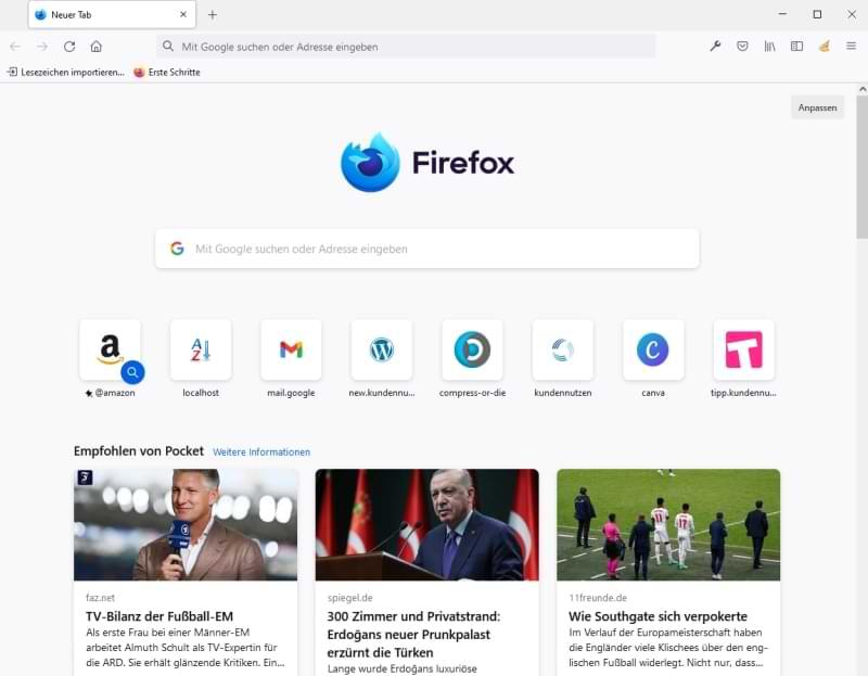 Die geheime Welt unterhalb des Browsers