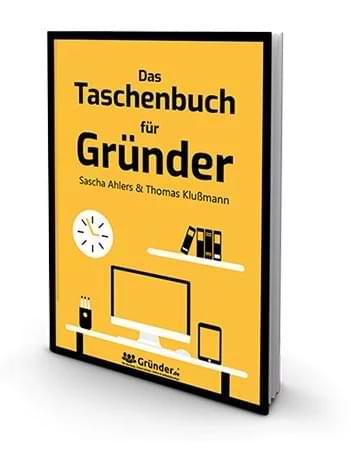 Buch für Gründer