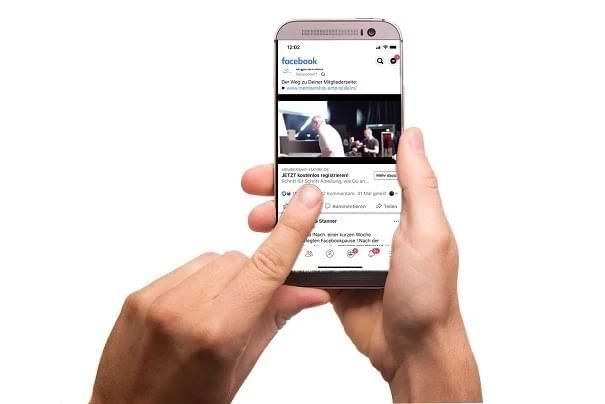 Mobile First Webdesign