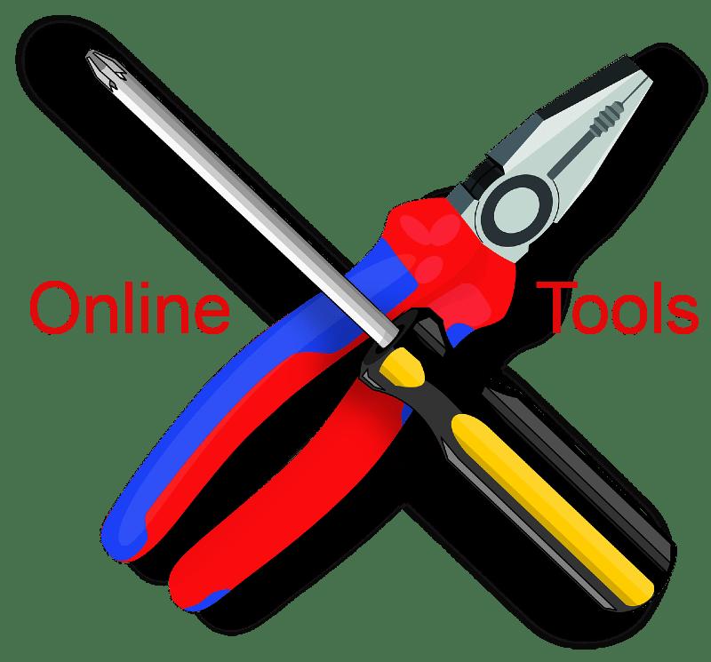 Vorteile der Online-Tools