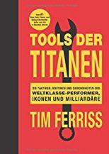 Buch Tools der Titanen